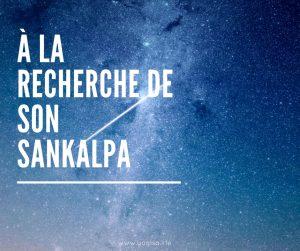 définition exemple et choix de sankalpa