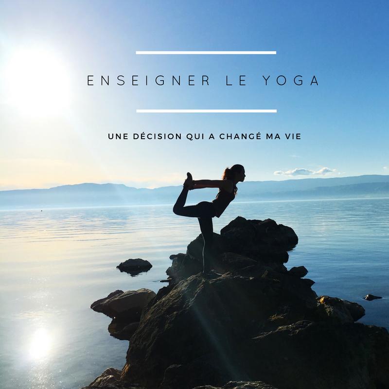 prof de yoga vinyasa