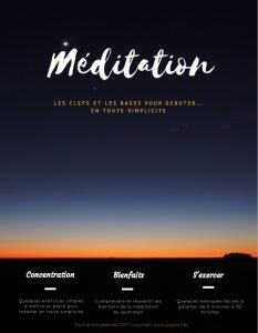 meditaion ebook gratuit