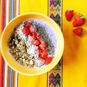 cuisine yogique régime deepak chopra