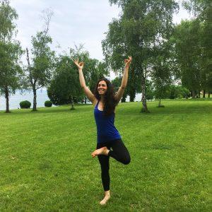 yoga argent et spiritualité