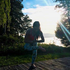 yoga,a argent, spiritualité