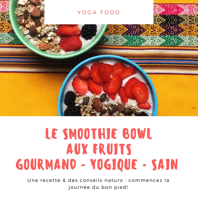 miam ô fruit revisité version smoothie bowl vegan sans gluten