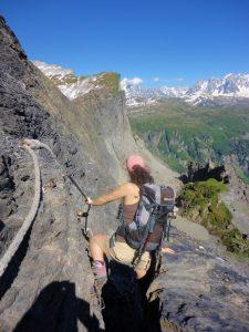 montagne et yoga