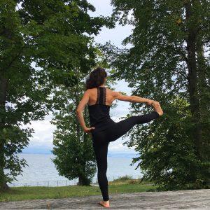 acheter son matériel de yoga les vêtements