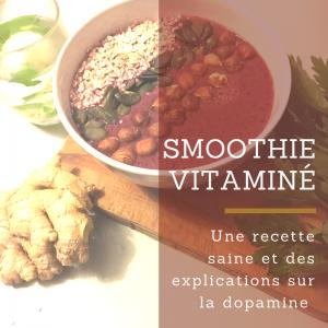 recette smoothie vitaminé