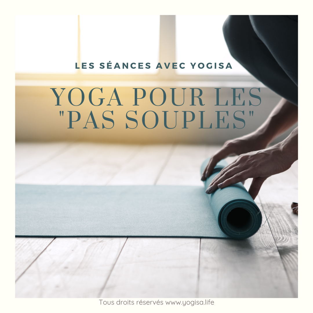 yoga pour les pas souples